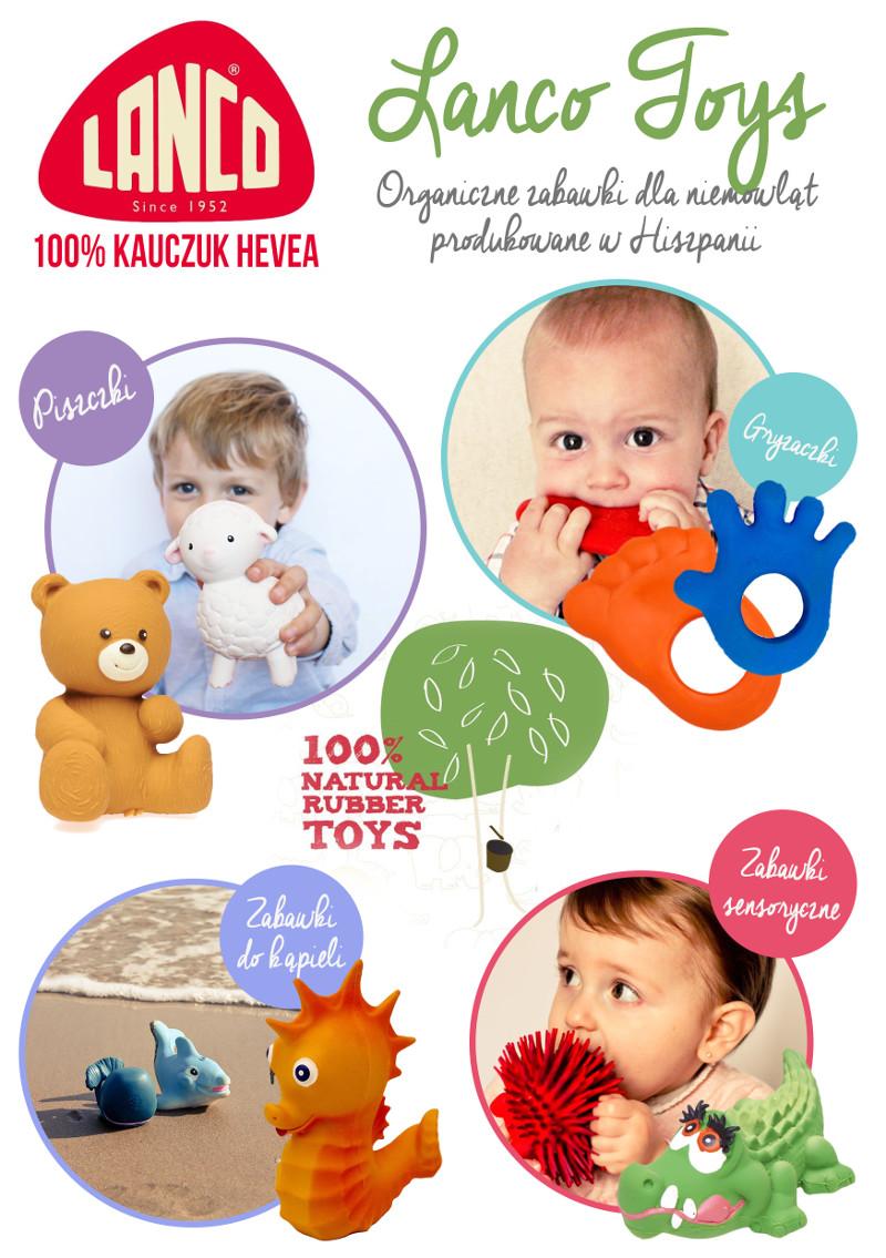 Zabawki lanco - jak o nie dbać