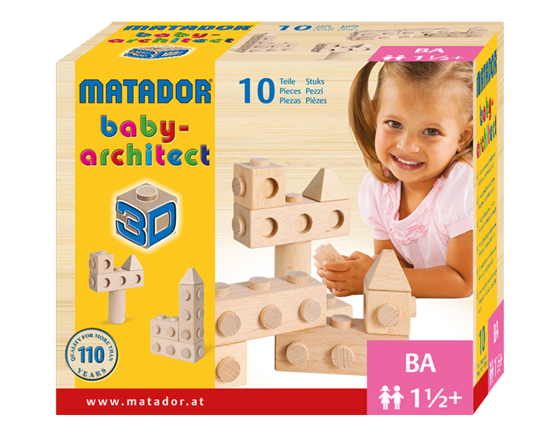#41110 MATADOR Babyarchitect 10