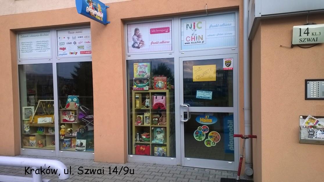 Sklep z lalkami - Kraków