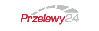 Płatności przelewy24.pl - bezpieczne Szyfrowane połączenie.